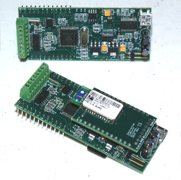 Data Acquisition Module for Android